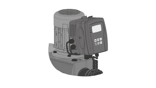 Unidade de operação removível (HMI)